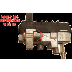Actuateur de turbo G-138